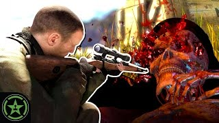 Let's Play - Sniper Elite 4 - Horde Mode by Let's Play