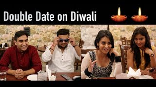 Video Double Date on Diwali -   Lalit Shokeen Films   MP3, 3GP, MP4, WEBM, AVI, FLV Maret 2018