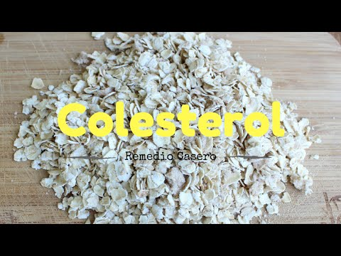 Cómo Reducir el Colesterol Naturalmente. {Lower your cholesterol naturally}