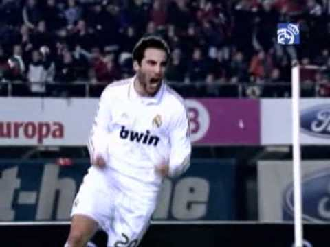 Real Madrid vs CSKA Moscow 14.03.2012 highlight