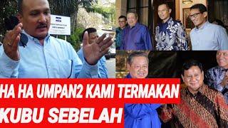 Download Video JEBAKAN BATMAN DEMOKRAT TERMAKAN KUBU JOKOWI;FERDINAN HUTAHEAN;SBY;KOALISI PRABOWO;SANDIAGA;PILPRES MP3 3GP MP4