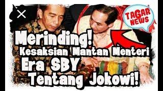 Video Merinding Dengar Ceritanya! Kesaksian Mantan Menteri SBY tentang Jokowi MP3, 3GP, MP4, WEBM, AVI, FLV Maret 2019
