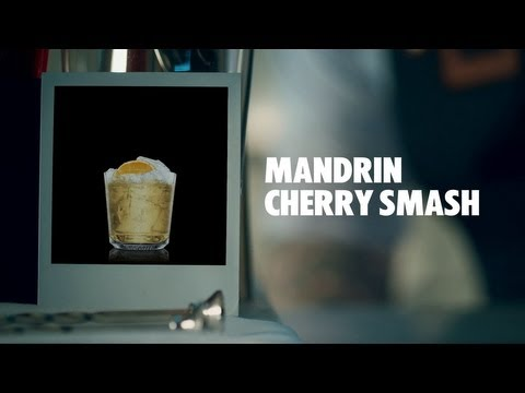 Recipe of the day – Mandarin Cherry Smash