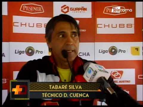 Deportivo Cuenca enfrentará a Emelec este viernes