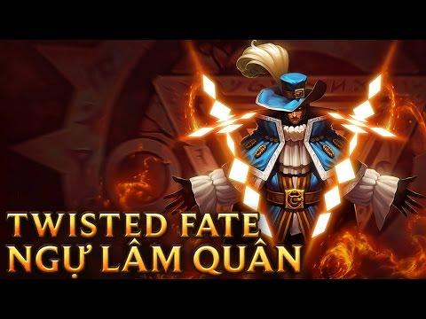 Twisted Fate Ngự Lâm Quân