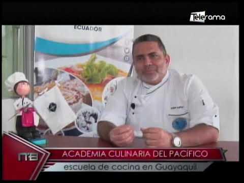 Academia Culinaria del Pacífico escuela de cocina en Guayaquil