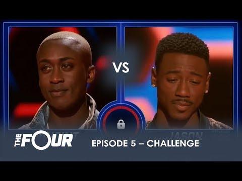 Vincint vs Jason: An EPIC Showdown Between Two Warriors   S1E5   The Four