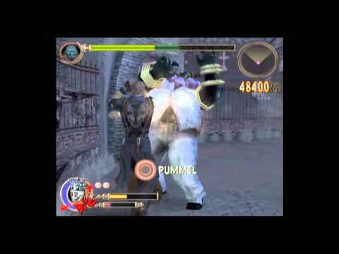 preview-Let\'s Play God Hand! Hard mode - 013 - Stage 2-7: The Return Of Fat Elvis (ctye85)