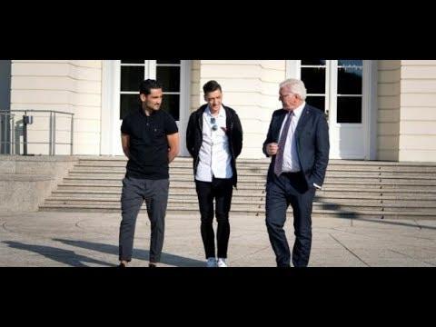 Гzil und GГndogan Nach Erdogan folgt der Besuch bei Steinmeier