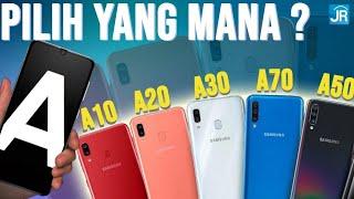 Video Samsung Galaxy A10, A20, A30, A50, A70, A80: Panduan Belanja Hape Samsung Sambut Lebaran 2019 MP3, 3GP, MP4, WEBM, AVI, FLV Mei 2019