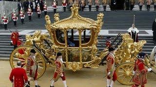 Video Queen Elizabeth's 50th Jubilee (1) - Golden Coach MP3, 3GP, MP4, WEBM, AVI, FLV April 2018