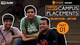 Video AIB : Honest Engineering Campus Placements | Part 01 MP3, 3GP, MP4, WEBM, AVI, FLV Maret 2018