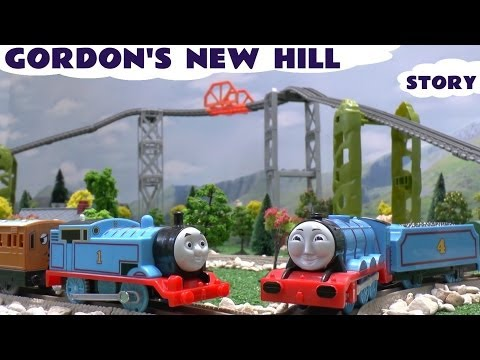 Thomas - Thomas and Friends New Trackmaster Track Set Gordon's Hill. This set is a track expansion set for the new Trackmaster Track. It comes with 2 track adaptors. ...
