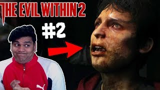 Disgusting & Awesome at the Same time | EVIL WITHIN 2 #2 |