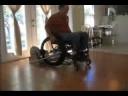 Stationary Wheelchair Exerciser