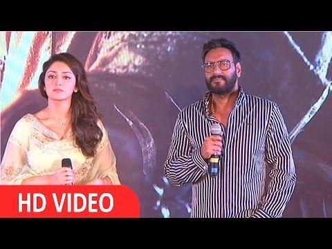 Grand Trailer Launch Of Ajay Devgan's Film Shivaay
