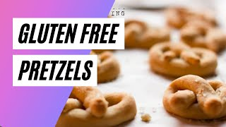 How to Make Paleo Soft Pretzels