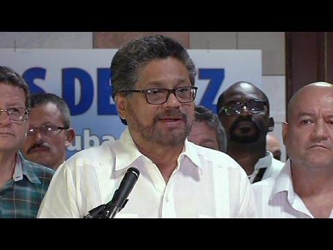 Κολομβία: Μονομερή εκεχειρία ανακοίνωσαν οι αντάρτες της FARC
