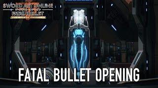 Подробности дополнения «Dissonance of the Nexus» для Sword Art Online: Fatal Bullet
