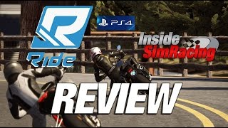Ride Playstation 4 Review by Inside Sim Racing