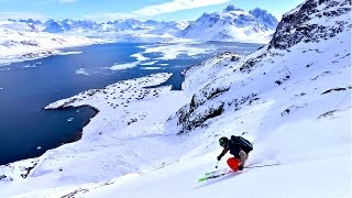 Maewan - Extreme skiing and mountaineering in Greenland by Petzl Sport
