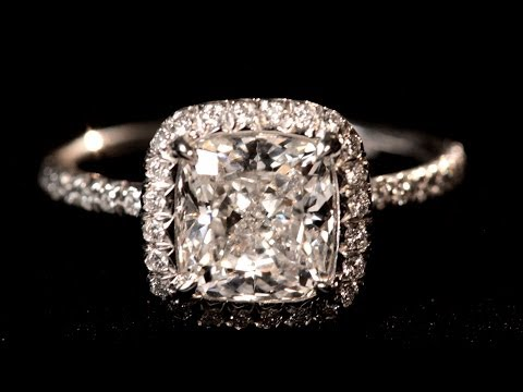 What Is a Cushion Cut? | Diamond Rings