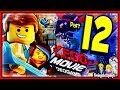 LEGO Movie Videogame Walkthrough Part 12 Vitruvious Vs Lord Business