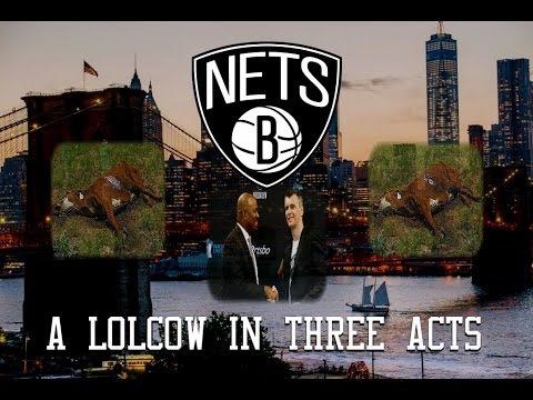 The Brooklyn Nets: A Lolcow in Three Acts
