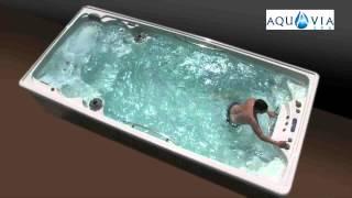 Amazon Swimspa Karşı Akıntı Sistemli Yüzme Havuzu,SPA - ARITES Havuz, SPA, Sauna, Gölet