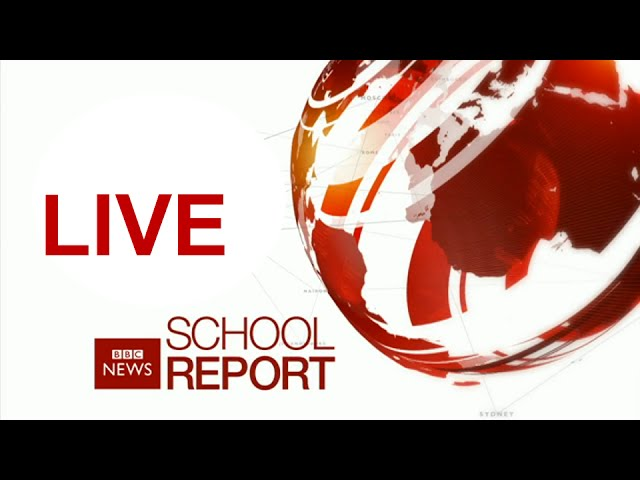 Live BBC School Report