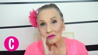 Grandma Contouring Makeup Transformation | Cosmopolitan by Cosmopolitan