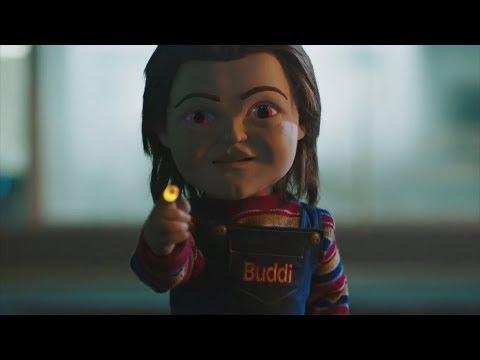 Child's Play (2019) - Chucky kills Doreen   Death scene