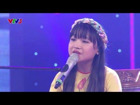 Ai ra xứ Huế - Bé Quỳnh Anh - Vietnam's Got Talent 2016 - BÁN KẾT 3