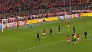 Arturo Vidal Penalty Missed vs Real Madrid 12.04.2017