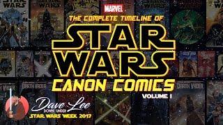 Video Star Wars Comics: The Complete Canon Timeline MP3, 3GP, MP4, WEBM, AVI, FLV Maret 2018