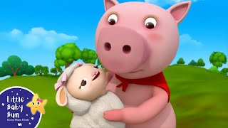 Famous children's song! In the LBB version we see Super Pig coming to the rescue! Download LBB videos...