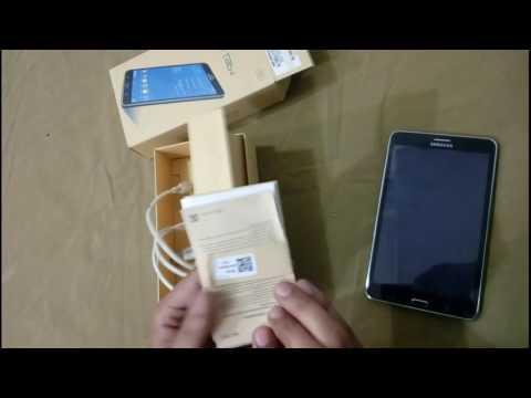 Samsung Galaxy Tab 4 SM-T231 review