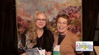 Houston Quilt Festival - Marianne Williamson