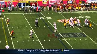 Nick Perry vs Arizona 2011