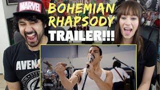 Video BOHEMIAN RHAPSODY | Teaser TRAILER - REACTION!!! MP3, 3GP, MP4, WEBM, AVI, FLV Juni 2018