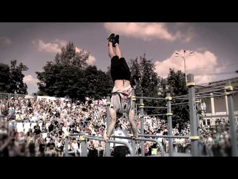 STREET WORKOUT WORLD CHAMPIONSHIP MOTIVATION