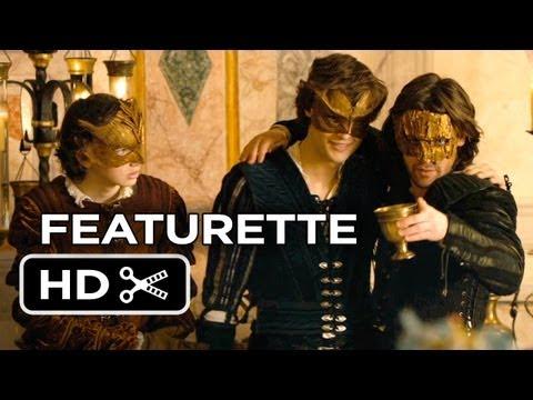 Romeo And Juliet Featurette - Men Of Verona (2013) - Hailee Steinfeld Movie HD