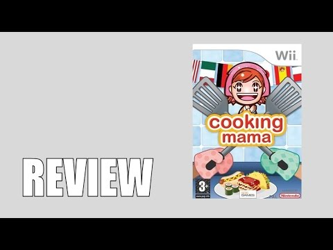 Cooking Mama Wii Review
