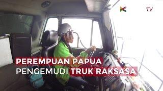 Video Perempuan Papua Pengemudi Truk Raksasa MP3, 3GP, MP4, WEBM, AVI, FLV Desember 2017