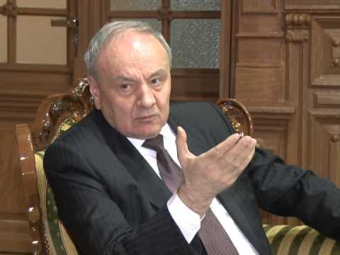 President Nicolae Timofti meets U.S. senator