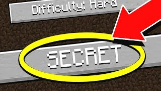 Video MINECRAFT DOESN'T WANT YOU TO KNOW ABOUT THIS... MP3, 3GP, MP4, WEBM, AVI, FLV Januari 2018