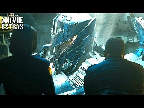 "Pacific Rim Uprising ""A Look Inside"" Featurette (2018)"