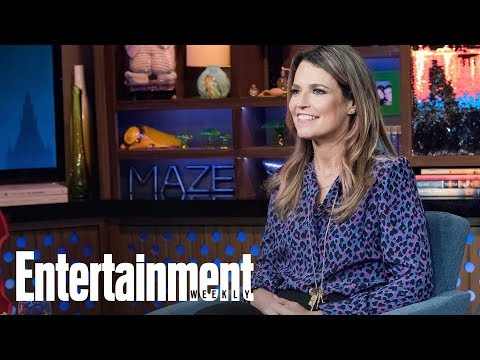 Savannah Guthrie Apologizes For Cursing On 'Today' Show | News Flash | Entertainment Weekly