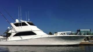 65' Viking Enclosed Bridge Survey and Sea trial, Randall Burg, Your Concierge Yacht Broker