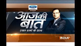 India TV Exclusive, Mr. Rajat Sharma, Editor-in-Chief, India TV News discusses the most prominent issues spread out.
